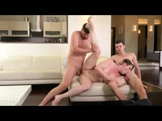 Cathy Heaven - Busty Milf Fucked By Two