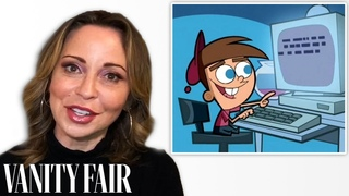 Tara Strong (Timmy Turner) Breaks Down Her Most Famous Character Voices | Vanity Fair