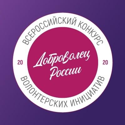 Всероссийский конкурс лучших волонтерских инициатив «Доброволец России - 2020», изображение №1