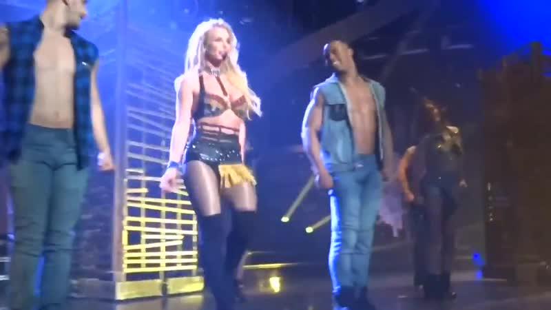 Britney Spears 2016 MATM Break Compilation