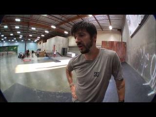 Chris Cole - Backside Quadruple Flip (The Berrics)