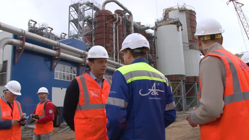 АЦБК рассказал Минпромторгу, как проходит модернизация