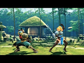 Hattori Hanzo vs Charlotte (Hardest AI) - Samurai Shodown