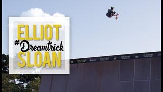 Elliot Sloan Does An NBD On His Mega Ramp   #DreamTrick