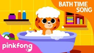 Bath Time Song | Scrub-dub-a-dub | Healthy Habits | Pinkfong Songs for Children