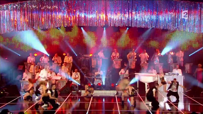 Amii Stewart Knock On Wood In tv Show Les Annees Bonheur At 2014 By French Television Inc Ltd Video Edit