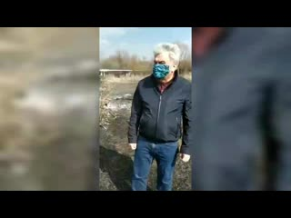 Происшествия. Саранск. Призыв мэра Петра Тултаева 04/04/20