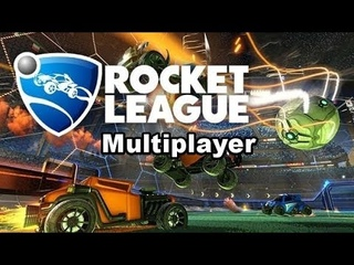 Rocket League Gameplay Multiplayer con Lito