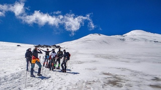 Climbing Elbrus from North, 2019