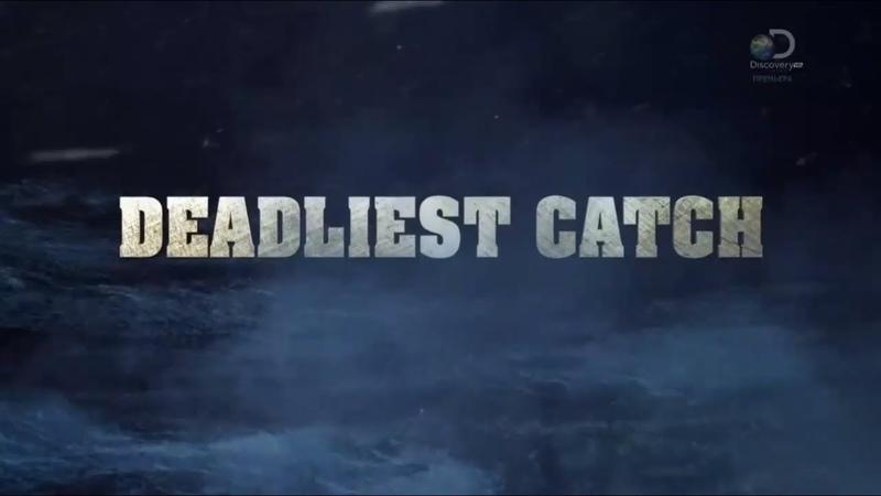 Смертельный улов 14 сезон 18 серия Гринхорн за бортом Deadliest Catch 2018