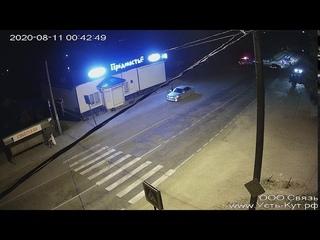 Сегодня ночью в микрорайоне Старый Усть-Кут произошло ДТП с летальным исходом