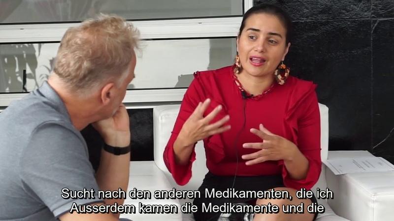 El mejor testimonio del CDS (Clorito de Sodio) - Andreas Kalcker