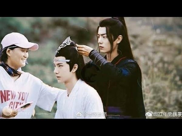 Wang YiBo 王一博 Vương Nhất Bác và Tiêu Chiến đã phân biệt đối xử với mọi người như thế nào🤣