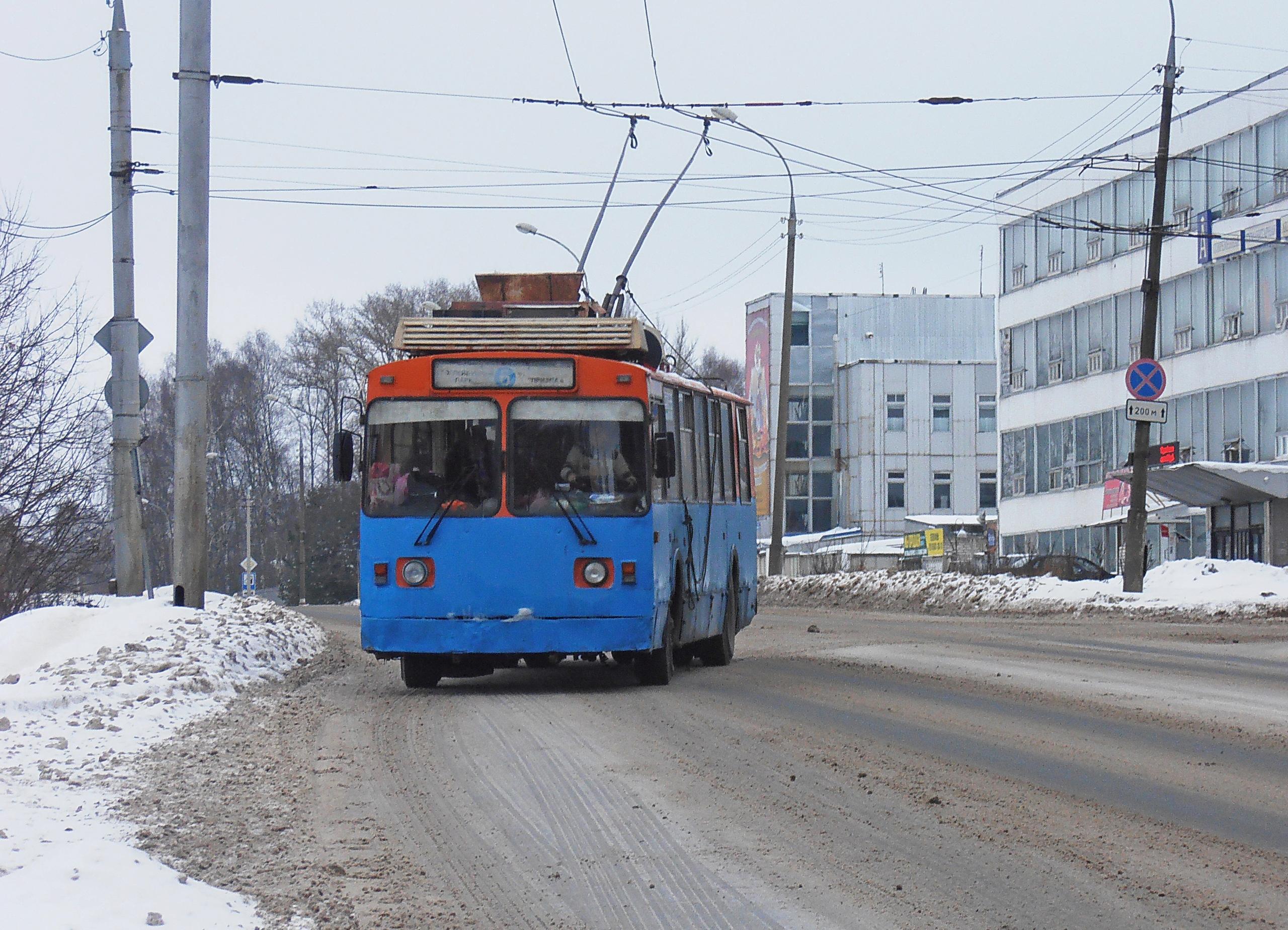 Троллейбус №6