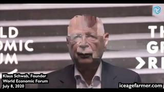 Klaus Schwab: Cyberattack Worse than COVID-19 Crisis - Power Grid Down, Banking Offline