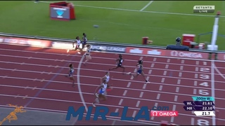 Wanda Diamond League - London / Gateshead 2021 - 200m (Women)