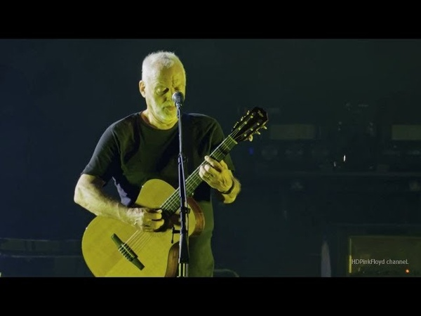 David Gilmour High Hopes Live at Pompeii 2016