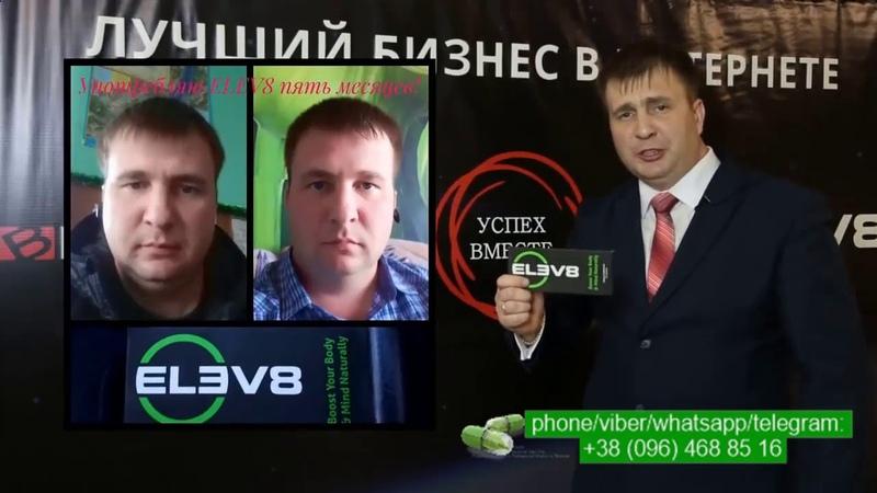 Bepic Elev8 Acceler8 Николай Турушев Решил проблему с колленным суставом