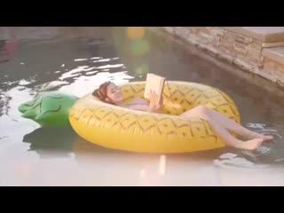 Aria Skye in the pool again.mp4