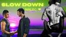 Romantic Moments Malec || Magnus and Alec || Harry Shum Jr and Matthew Daddario 🎼