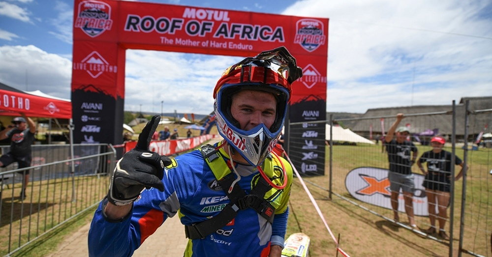 Уэйд Янг выиграл Roof Africa 2019