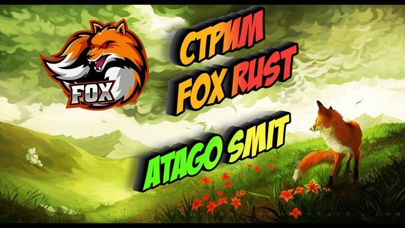 Создание 210 девблога FOX RUST