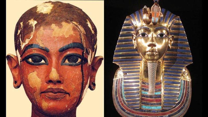 Camera Secreta din Mormantul lui Tutankhamon și Blestemul Său
