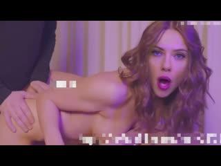 DeepFake Porn - Scarlett Johansson (Luxury Girl) - 2020 New Porn Milf Big Tits Ass Russian Hard Sex HD Brazzers Sex Tape Русское