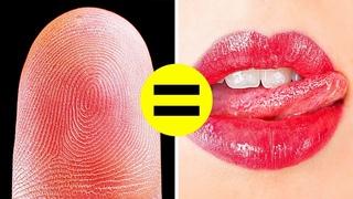 По языку можно идентифицировать личность и 50+ крутых фактов о теле человека