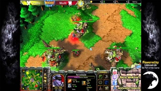 Replay of the Year 2010 Candidate - Grubby (O) vs. MooN (N)