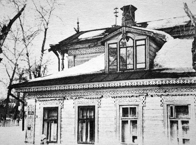 Деревянные здания старой Вятки. 7 утраченных шедевров архитектуры., изображение №7