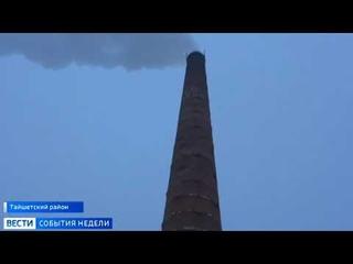 Зима снова проверяет на прочность жителей поселка Юрты Тайшетского района