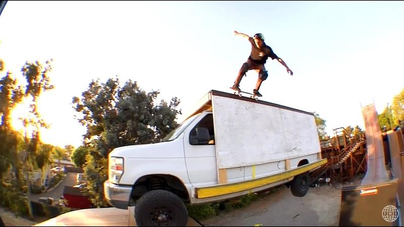 Skate and Create 2020 Birdhouse WAR RIG Tony Hawk Shawn Hale Aaron Jaws Homoki more