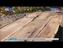 В Анжеро Судженске опасный колодец закрыли досками