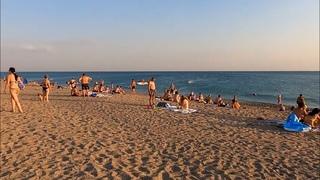 Сезон в Крыму в самом разгаре. Прибрежное, Сакский район.