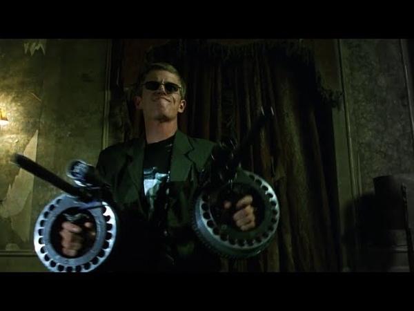 Deja Vu The Matrix Open Matte