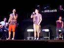 Big Time Rush Universal Orlando — Like Nobody's Around