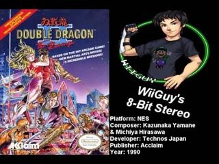 Double Dragon 2: The Revenge (NES) Soundtrack - 8BitStereo *OLD MIX*