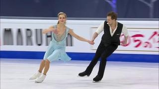 Виктория Синицина - Никита Кацалапов. Ритм-танец. Танцы на льду. Чемпионат мира по фигурному катанию