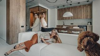 Обзор квартиры 60 м2. Супер однушка, разбор бюджета. Дизайн интерьера в современном стиле. Рум тур