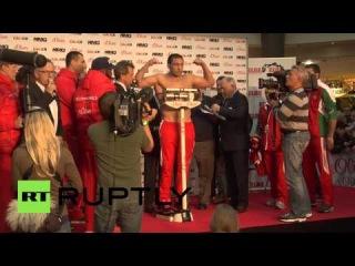 Germany: Shannon Briggs badly wants Klitschko bout