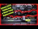 Subaru EJ253 SOHC Timing Belt Water Pump Replacement
