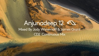 Anjunadeep 12 - CD2 Mixed by James Grant & Jody Wisternoff - Continuous Mix (4K)