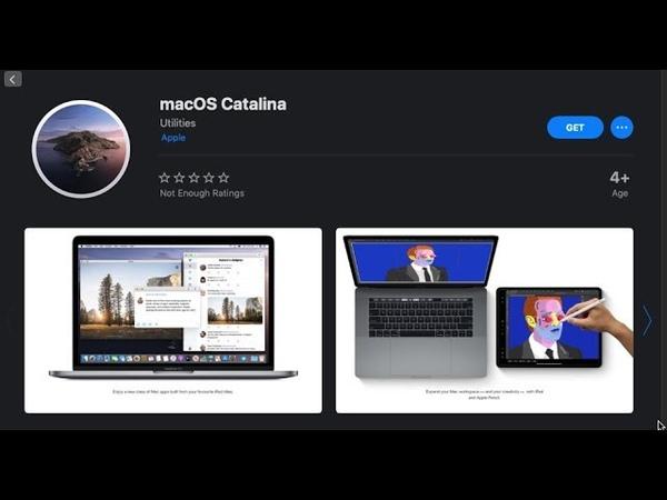 Выпуск 15 Обновление с macOS Mojave 10 14 6 до macOS Catalina 10 15 Hackintosh Clover