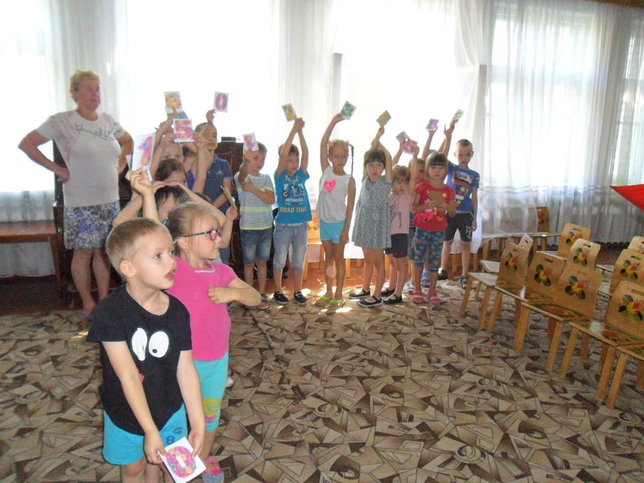 отдел искусств, Донецкая республиканская библиотека для детей, лето с библиотекой, привет библиоЛЕТО