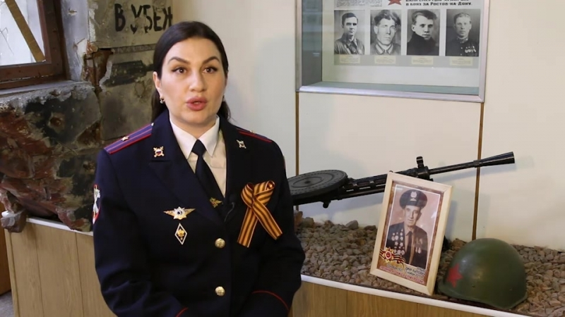 Кристина Гумба Я помню Я горжусь Служу России
