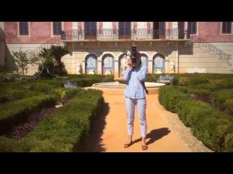 Algarve photographer Olga Rosi in Pousada Palacio de Estoi Faro