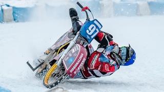 FIM Ice Speedway World (RUSSIA) Final 2, Day  RACE, ALL HEATS