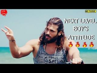 🔥Next Level Boy's Attitud🔥 || 😎Best Boy's Attitude😎 || WhatsApp Status video 2020