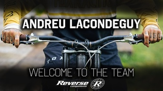 """Andreu Lacondeguy - Welcome to the Reverse Components team - """"THE HOLE"""""""